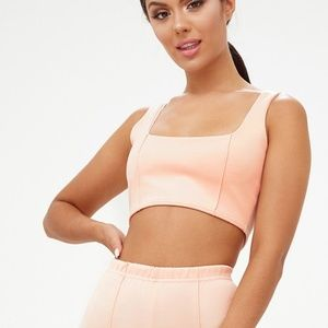 Pretty Little Thing | Crop Top, Size 6